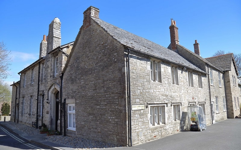 External View, The Old Rectory, Dementia Care Homes in Swanage
