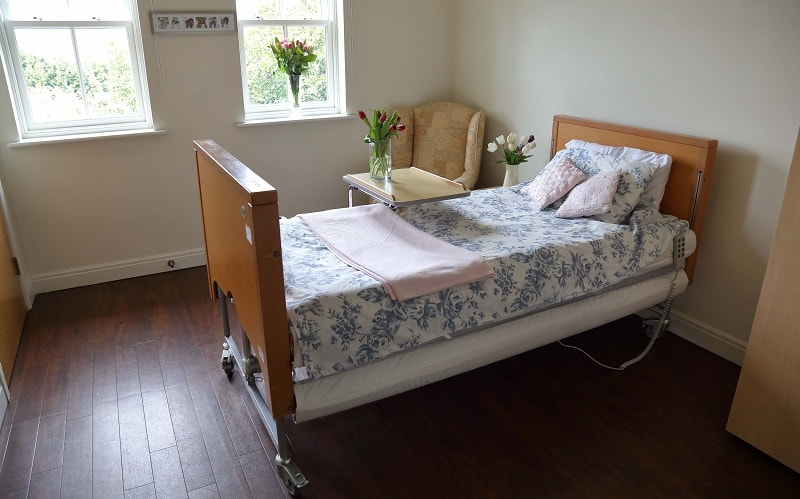 Bedroom Facilities, Enquire for Nursing Home Costs in Swanage