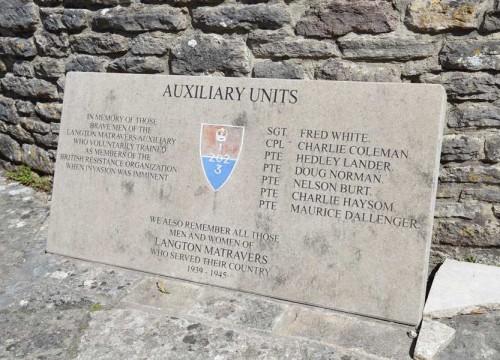 Auxiliary Units, Langton Matravers