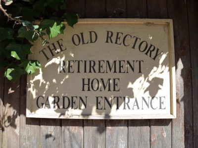 The Old Rectory Garden Entrance, Residential Care Facility in Swanage
