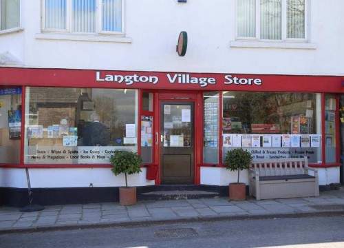 Local Shop, Residential Care in Swanage