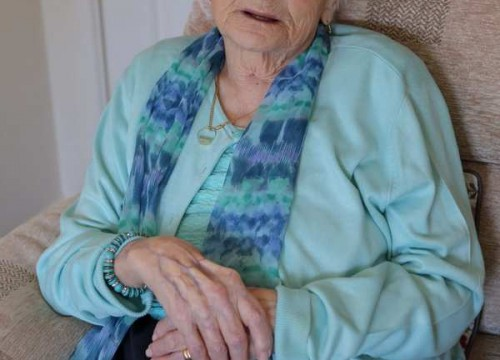 Resident, Caring for Someone With Dementia