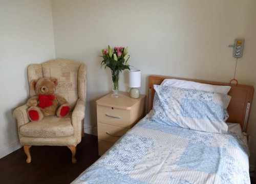 Bedroom Facilities, Private Care Homes in Swanage