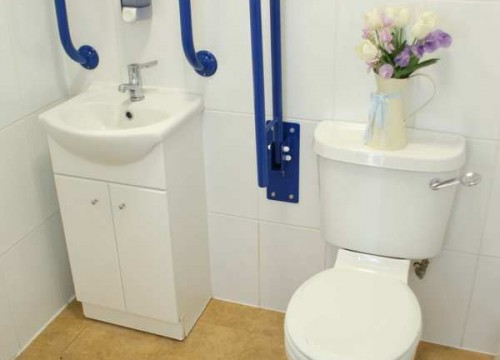 Bathroom Facilities, Dementia Care Homes