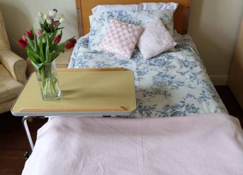 Bedroom Facilities, Caring for Someone with Dementia