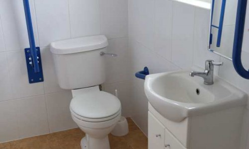 Bathroom Facilities to Help With Caring for Someone with Dementia