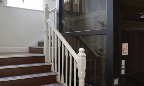 Lift Access, Elderly Care Homes in Swanage