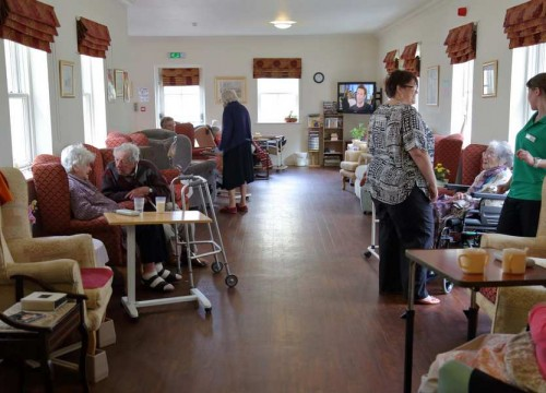 Residential Care Facility in Swanage