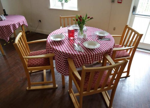 Meal Time, Private Care Homes in Swanage