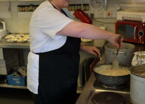 Meal Preparation, Elderly Care Homes in Swanage