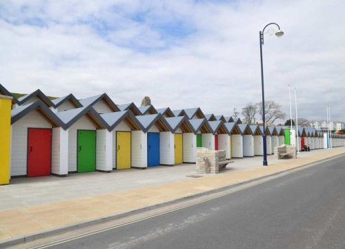 Beach Huts, Days Out Residential Care Facility in Swanage