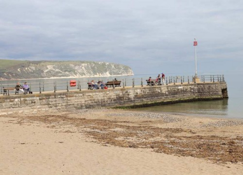 Swanage Seafront, Senior Care in Swanage