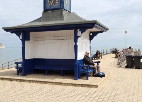 Swanage Seafront, Elderly Care homes in Swanage