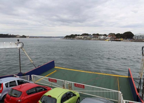 Car Ferry to Swanage