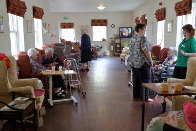 Residential care homes in Dorset
